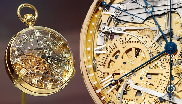 most costly watch in the world