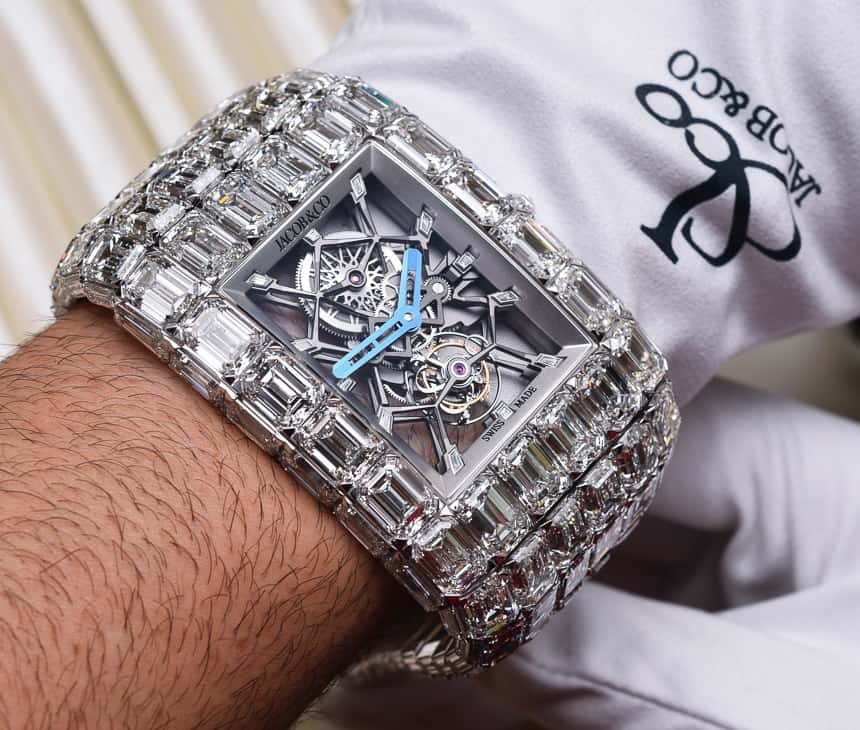 jacob and co most expensive watch
