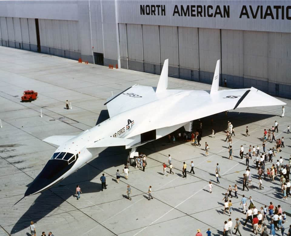 fastest airplanes in the world