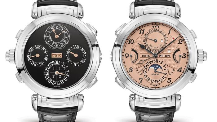patek philippe most expensive watch
