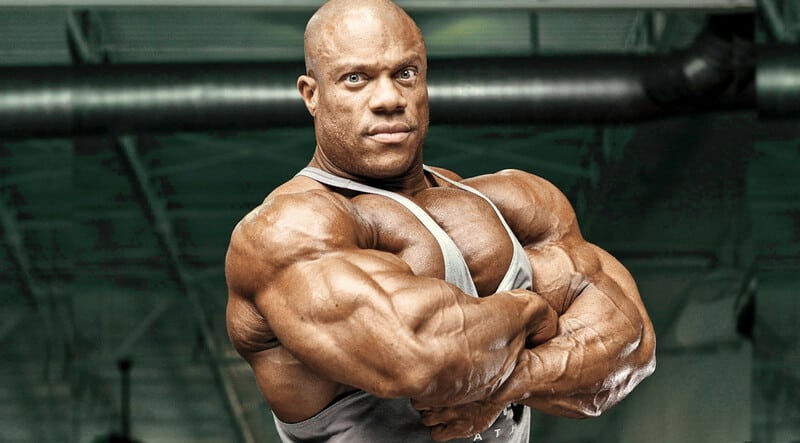most famous bodybuilders