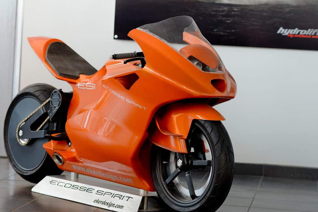 Ecosse ES1 is one of the fastest and costliest bike in the world