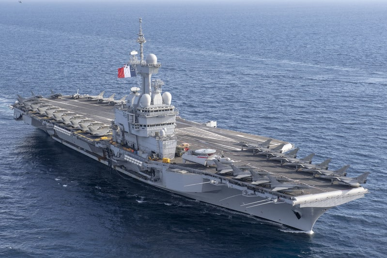 top 10 Navy in the world 2021