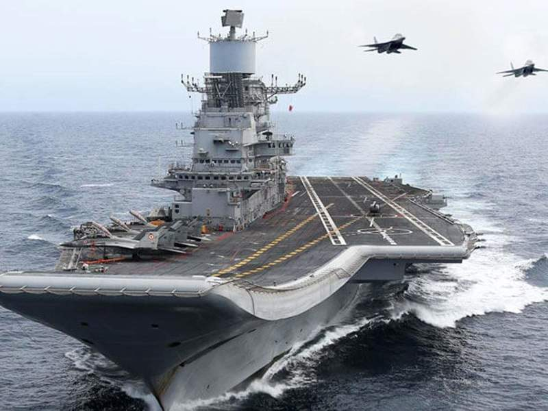 Indian navy strength