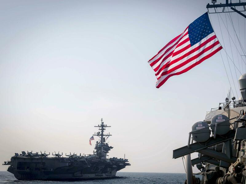 Who has the strongest navy in the world?: United States Navy