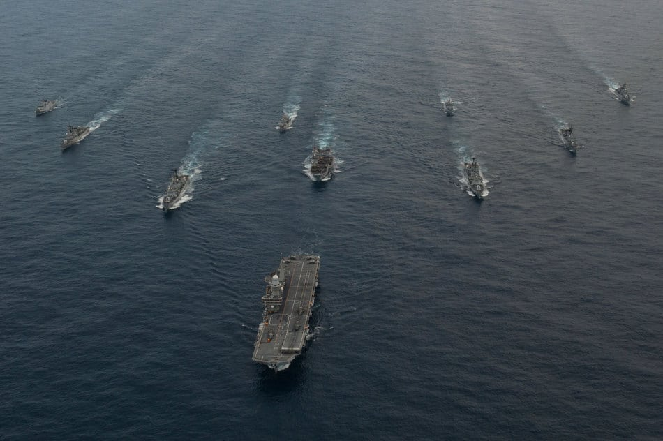 Biggest Navy in the world